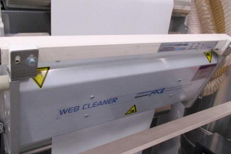 Soluzioni per la pulizia ottimale di film plastici e carta