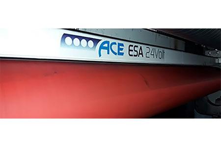 Nuovo ESA TL24V brevettato