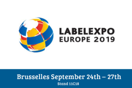 Label Expo Brusselles 24 – 27 Settembre 2019