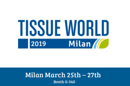 Tissue World 25 – 27 Marzo 2019