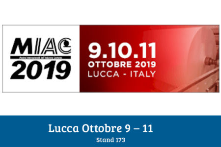 Miac Lucca 9 – 11 Ottobre 2019